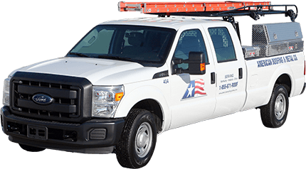 American Roofing Truck