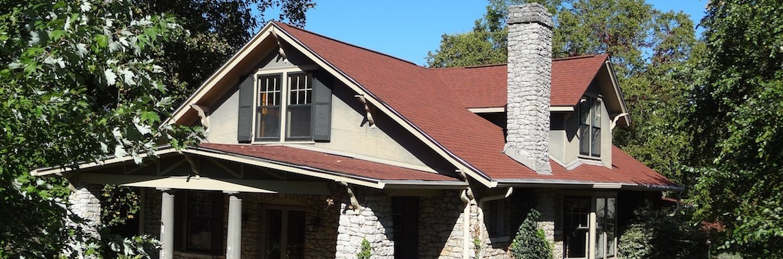 Certainteed Landmark Cottage Red Shingles American