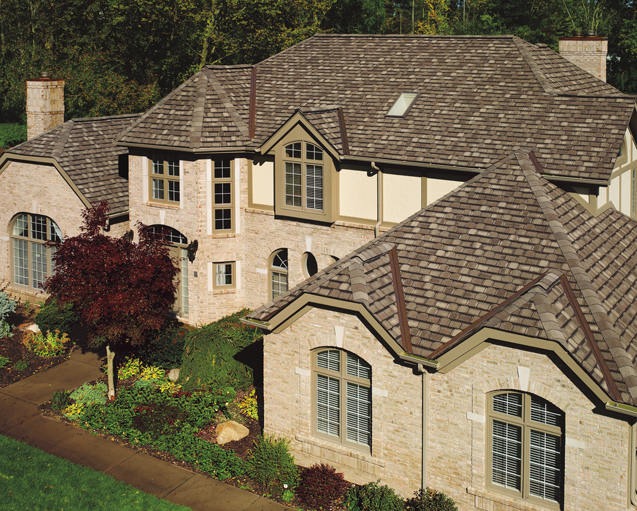 Residential shingle roofing systems
