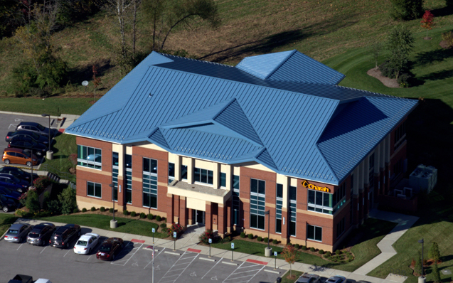 Metal Roofing Commercial Roof Systems American Roofing