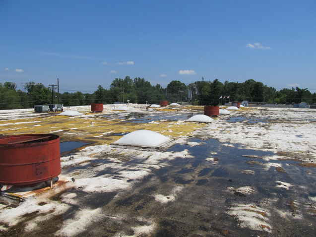 Spray Polyurethane Foam Commercial Roof Systems